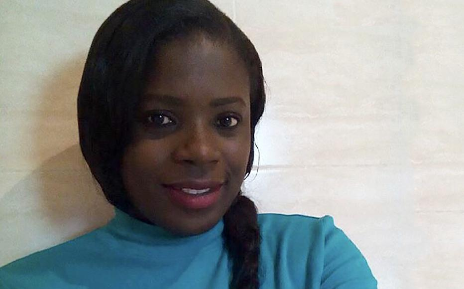 Rosemary Olufemi, senior programme officer at the International Centre for Investigative Reporting.