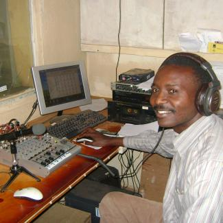 Africa Media Matters project.