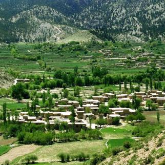 A village in Paktia province in eastern Afghanistan. (Photo: Seair21/Flickr)
