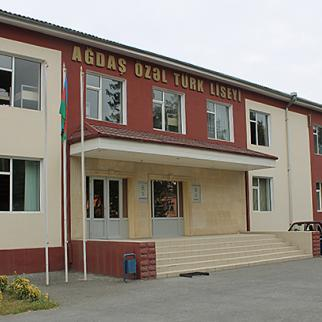 One of the Turkish-curriculum schools that has been shut down in Azerbaijan. (Photo: Agdash Lycee's website)