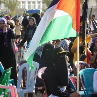 Palestinian activism has helped bring about a rapproachement between Hamas and Fatah. (Photo: Nadim Baba)