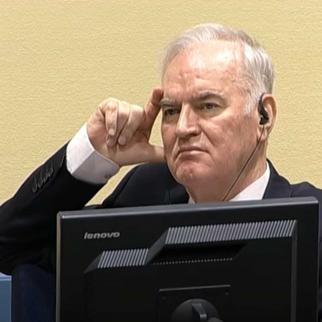 Ratko Mladic, a former Bosnian Serb military chief will spend the rest of his life in prison.