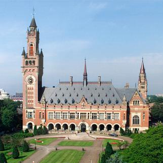 International Court of Justice in The Hague. (Photo: ICJ/Wikicommons)
