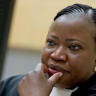 The International Criminal Court's prosecutor, Fatou Bensouda, has struggled to secure evidence in the two Kenyan cases. (Photo: ICC-CPI/Flickr)