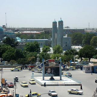 Mazar-e Sharif used to be regarded as safe, but businessmen here and in other parts of northern Afghanistan are increasingly at risk of being kidnapped. (Photo: Daniella Peled)