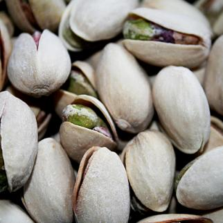 Pistachio nuts: People in Badghis province in Afghanistan have been chopping down trees for firewood even though the nut crop is valuable. (Photo: Flickr/Theogeo)